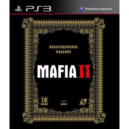 Mafia 2 Коллекционное издание (PS3) Русская версия