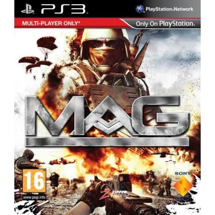 MAG (PS3) Русская версия