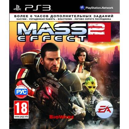 Mass Effect 2 (PS3) Русские субтитры