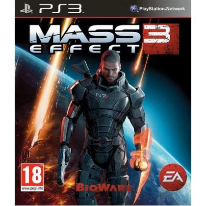 Mass Effect 3 (PS3) Русские субтитры