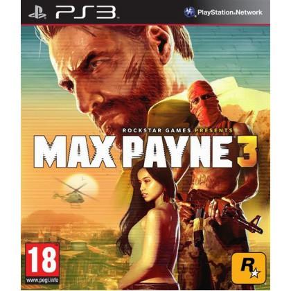 Max Payne 3 (PS3) Русские субтитры