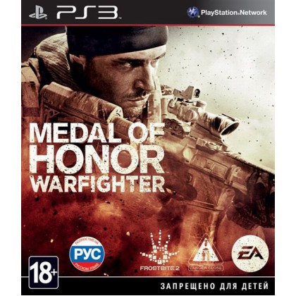 Medal of Honor: Warfighter (PS3) Русская версия