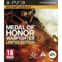 Medal of Honor: Warfighter Limited Edition (PS3) Русская..