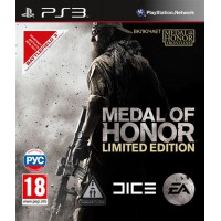 Medal of Honor Limited Edition (PS3) Русские субтитры