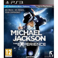 Michael Jackson The Experience Special Edition (PS3)