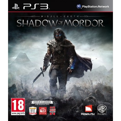 Middle-Earth: Shadow of Mordor - Средиземье: Тени Мордора (PS3) Русские субтитры