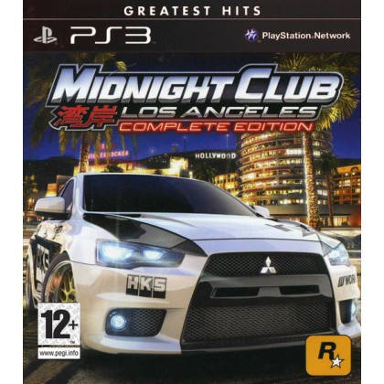 Midnight Club: Complete Edition (PS3)
