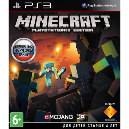 Minecraft (PS3) Русская версия