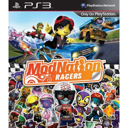 ModNation Racers (PS3) Русская версия