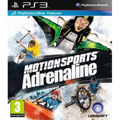 MotionSports Адреналин (PS3)