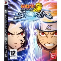 Naruto: Ultimate Ninja Storm (PS3)