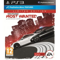 Need for Speed: Most Wanted Limited Edition (PS3) Рус..