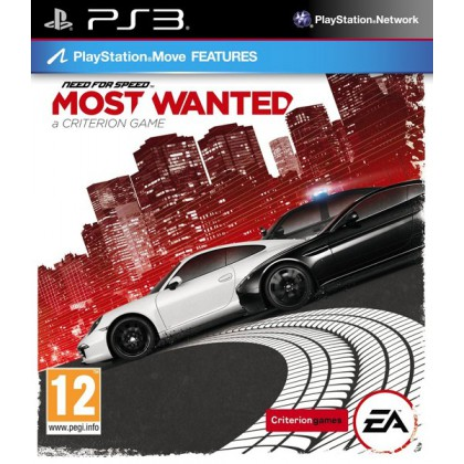 Need for Speed: Most Wanted (PS3) Русская версия