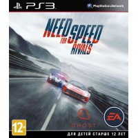 Need for Speed Rivals (PS3) Русская версия