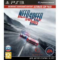 Need for Speed Rivals Limited Edition (PS3) Русская версия