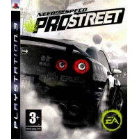 Need for Speed ProStreet (PS3) Русская версия
