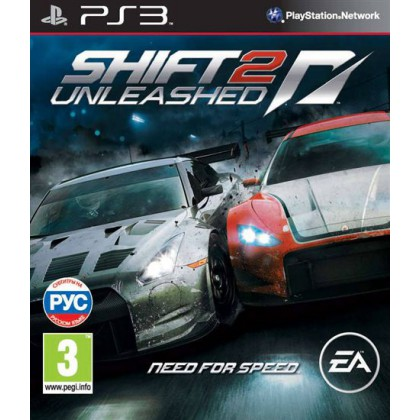 Need for Speed Shift 2 Unleashed (PS3) Русские субтитры