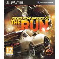Need for Speed The Run (PS3) Русская версия