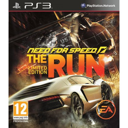 Need for Speed The Run: Limited Edition (PS3) Русская версия