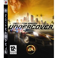Need for Speed Undercover (PS3) Русская версия