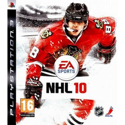 NHL 10 (PS3) Русские субтитры