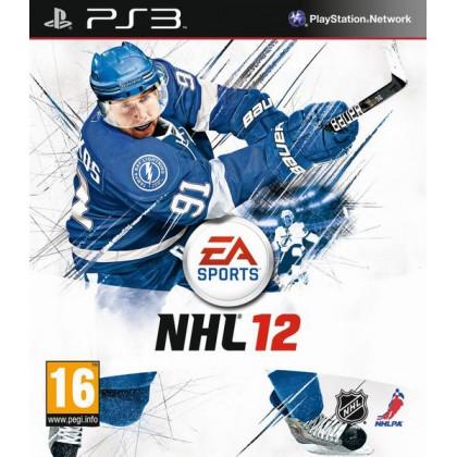 NHL 12 (PS3) Русские субтитры
