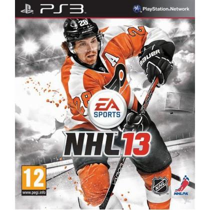 NHL 13 (PS3) Русские субтитры
