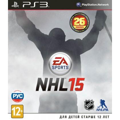 NHL 15 (PS3) Русские субтитры