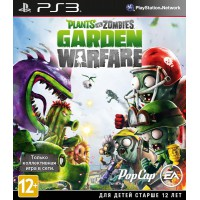Plants vs. Zombies Garden Warfare (PS3)