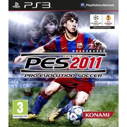 Pro Evolution Soccer 2011 (PS3) Русские субтитры