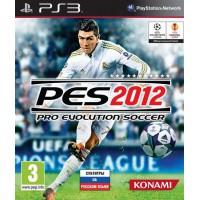 Pro Evolution Soccer 2012 (PS3) Русские субтитры