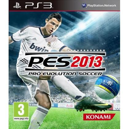Pro Evolution Soccer 2013 (PS3) Русские субтитры