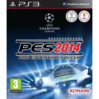Pro Evolution Soccer 2014 (PS3) Русские субтитры