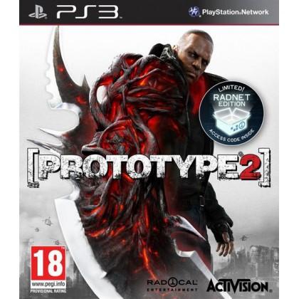 Prototype 2 Radnet Edition (PS3) Русская версия