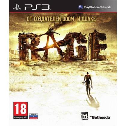 RAGE (PS3) Русская версия