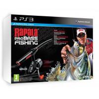Rapala Pro Bass Fishing + контроллер-удочка (PS3)