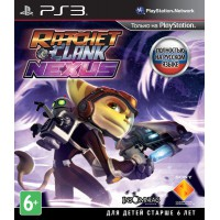 Ratchet & Clank Nexus (PS3) Русская версия
