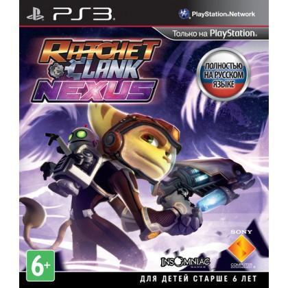 Ratchet & Clank Nexus (PS3) Русская версия