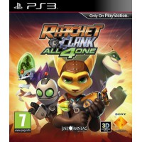 Ratchet & Clank: All 4 One (PS3) Русская версия