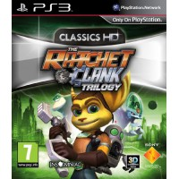 Ratchet & Clank Trilogy - Classics HD (PS3)