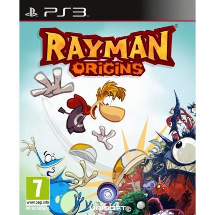 Rayman Origins (PS3) Русская версия