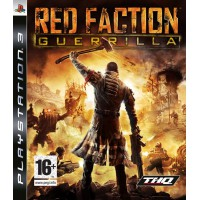 Red Faction: Guerrilla (PS3) Русская версия