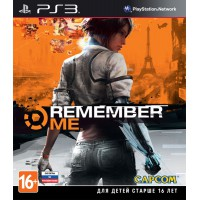 Remember Me (PS3) Русские субтитры
