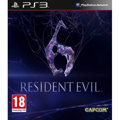 Resident Evil 6 (PS3) Русские субтитры
