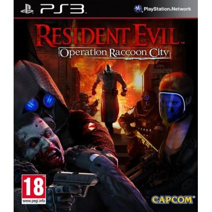 Resident Evil: Operation Raccoon City (PS3) Русские субтитры