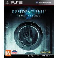 Resident Evil Revelations (PS3) Русские субтитры
