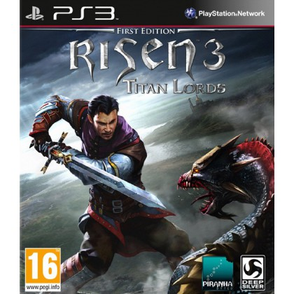 Risen 3: Titan Lords Расширенное издание (PS3)