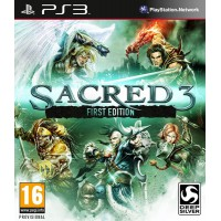 Sacred 3 Гнев Малахима (PS3)