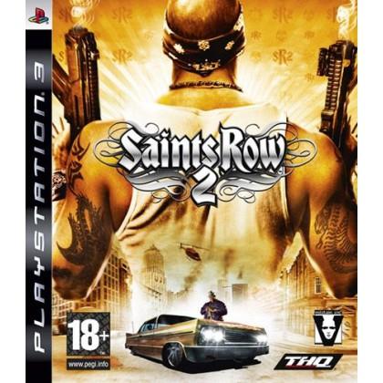 Saint's Row 2 (PS3) Русские субтитры