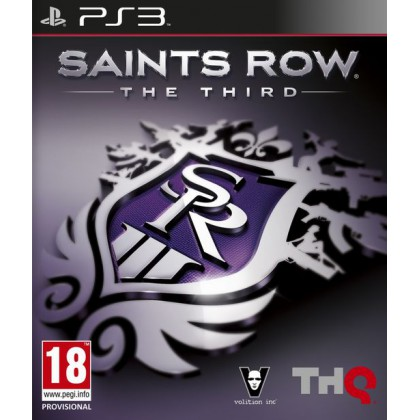 Saints Row: The Third (PS3) Русские субтитры